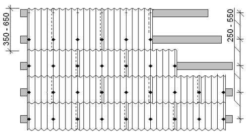 Что потребуется знать для ухода за деревянным строением Ландшафтный дизайн: что это такое. Инструкция по монтажу листов керамопл